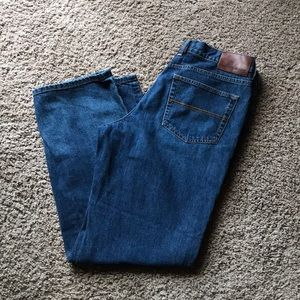 "Men's Tommy Bahama ""classic fit"" jeans 36 x 32"